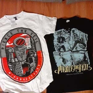 Bundle t shirts pierce the veil ptv